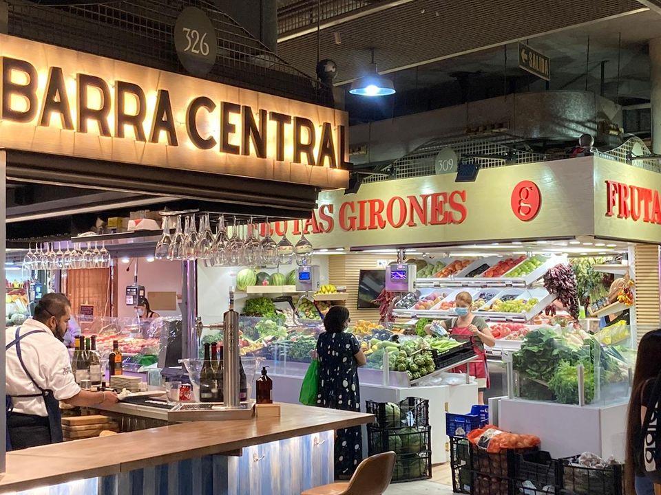 Barra Central