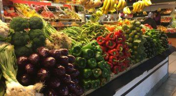 Frutas y verduras Laura