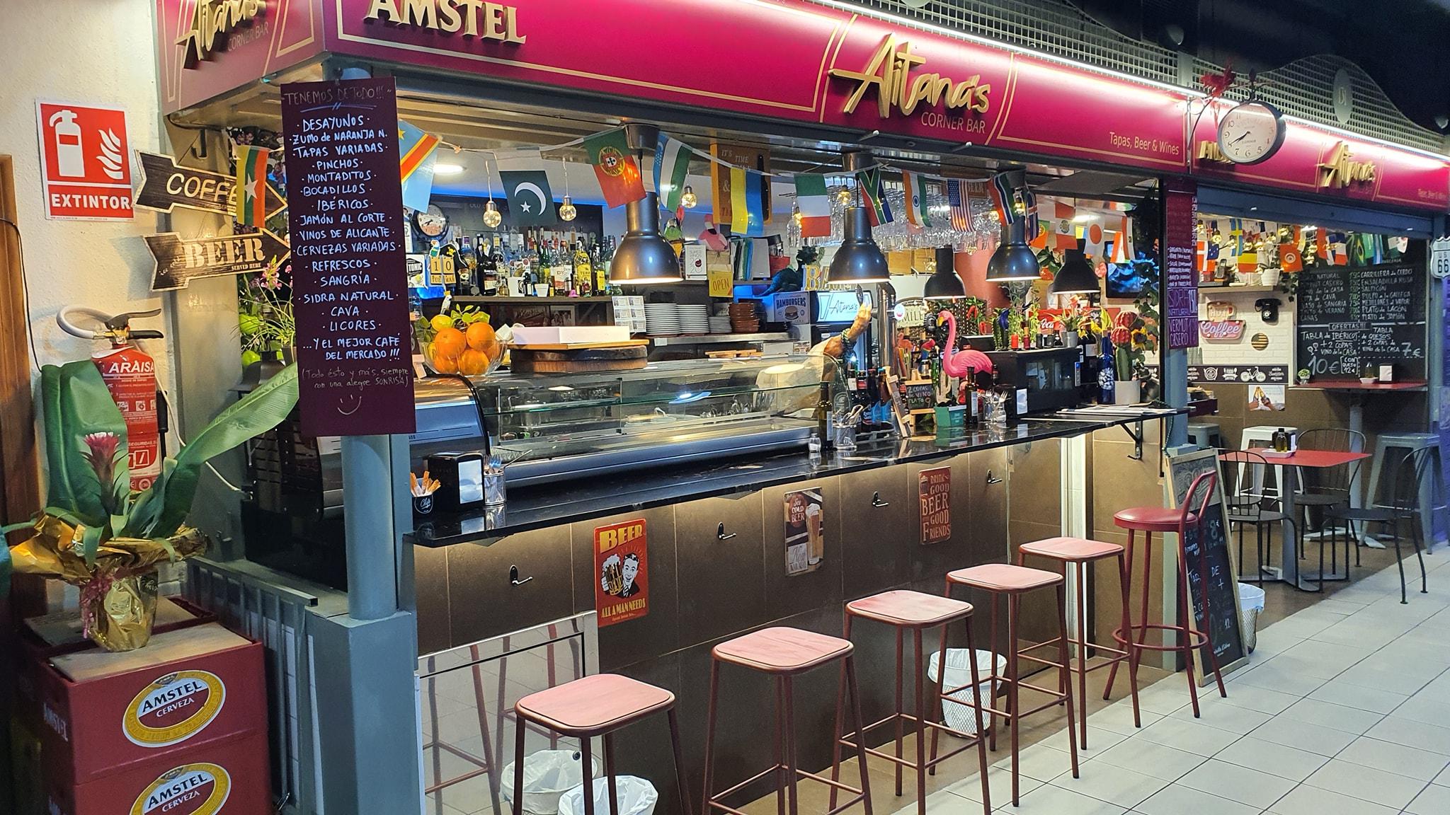 Aitana's Corner Bar