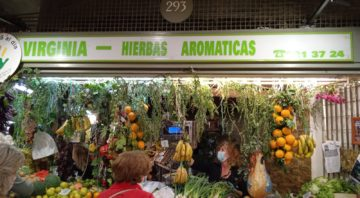 Hierbas aromáticas Gemelas Virginia y Nuria