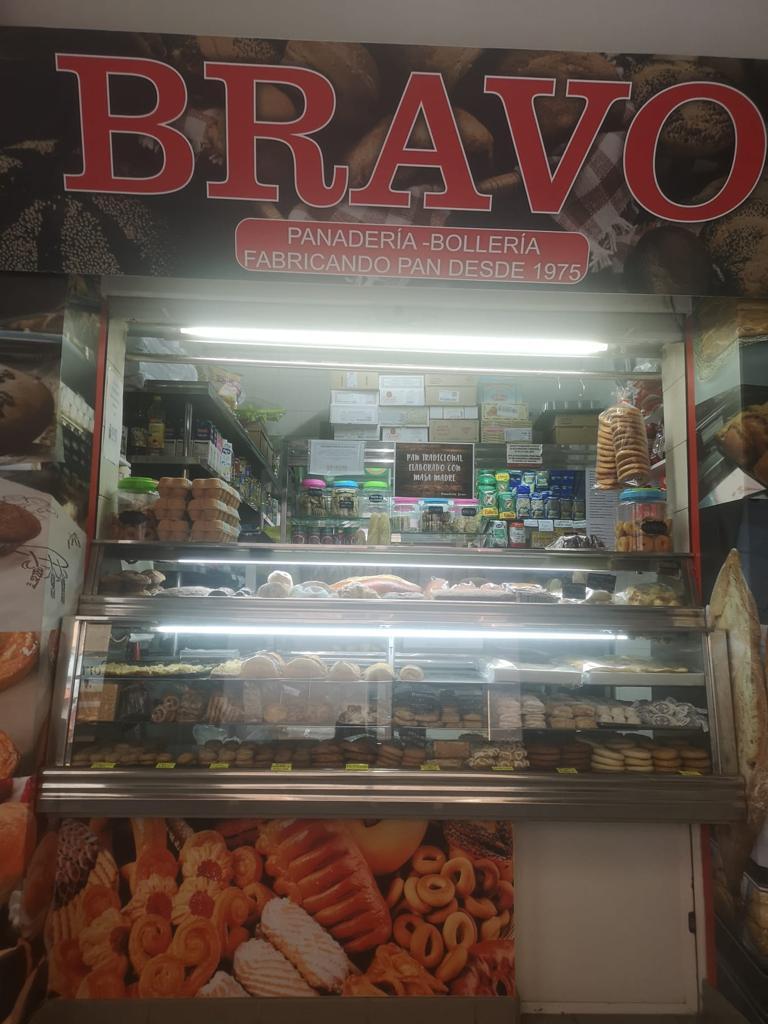 PANADERIA BOLLERIA BRAVO